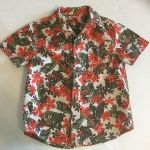 Arizona Jeans Co. BOYS 6 Hawaiian shirt